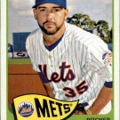 2014 Topps Heritage 318 Dillon Gee