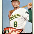 2014 Topps Heritage 81 Jed Lowrie