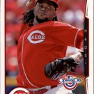 2014 Topps Opening Day 179 Johnny Cueto