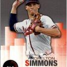 2014 Topps Saber Stars SST21 Andrelton Simmons