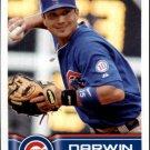 2014 Topps Stickers 217 Darwin Barney