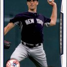 2014 Topps Update US114 Jeff Francis