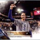 2016 Topps 358 Chris Young