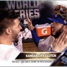 2016 Topps 387 Kansas City Clutch
