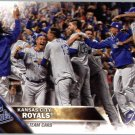 2016 Topps 399 Kansas City Royals