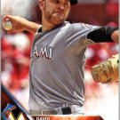 2016 Topps 413 David Phelps