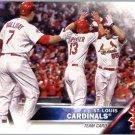 2016 Topps 448 St. Louis Cardinals