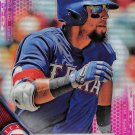 2016 Topps Chrome Pink Refractors 86 Rougned Odor