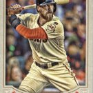 2016 Topps Gypsy Queen 209 Hunter Pence