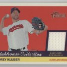 2016 Topps Heritage Clubhouse Collection Relics CCR-CKL Corey Kluber