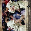 2015 Topps Update Throwback Variations US11 Evan Gattis FS