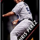 2013 Pinnacle 9 Chris Perez