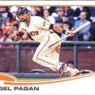 2013 Topps 284 Angel Pagan