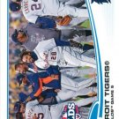 2013 Topps 42 Detroit Tigers
