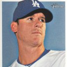 2013 Topps Heritage 30 Chad Billingsley