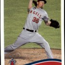 2013 Topps Stickers 93 Jered Weaver