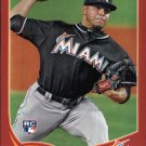 2013 Topps Target Red Border 175 A.J. Ramos