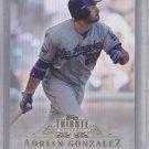 2013 Topps Tribute 98 Adrian Gonzalez