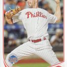 2013 Topps Update US188A Cliff Lee