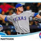 2013 Topps Update US296 Joe Nathan