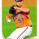 2013 Topps Update US78 Francisco Rodriguez