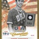 2013 USA Baseball Champions 13 Mike Mussina