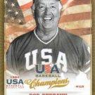 2013 USA Baseball Champions 2 Rod Dedeaux