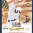 2013 USA Baseball Champions 57 Richie Shaffer