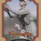 2012 Panini Cooperstown 165 Edd Roush SP