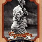 2012 Panini Cooperstown 65 Zack Wheat