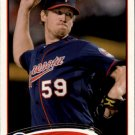 2012 Topps 111 Kevin Slowey