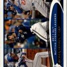 2012 Topps 181 Jose Reyes/Ryan Braun/Matt Kemp LL