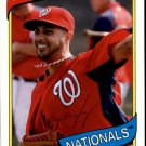 2012 Topps Archives 115 Gio Gonzalez