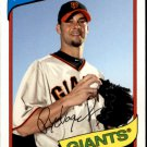 2012 Topps Archives 123 Ryan Vogelsong