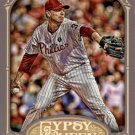 2012 Topps Gypsy Queen 10A Roy Halladay