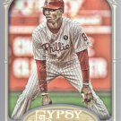 2012 Topps Gypsy Queen 131 Domonic Brown