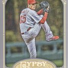 2012 Topps Gypsy Queen 30 Cole Hamels