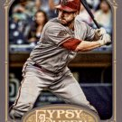 2012 Topps Gypsy Queen 14 Miguel Montero