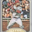 2012 Topps Gypsy Queen 193 Chris Young