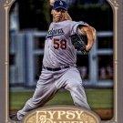 2012 Topps Gypsy Queen 46 Chad Billingsley
