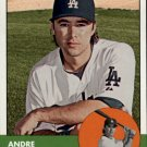 2012 Topps Heritage 123 Andre Ethier