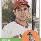 2012 Topps Heritage 153 Miguel Montero