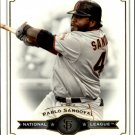 2012 Topps Museum Collection 77 Pablo Sandoval