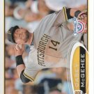 2012 Topps Opening Day 193 Casey McGehee