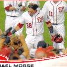 2013 Topps 138 Michael Morse