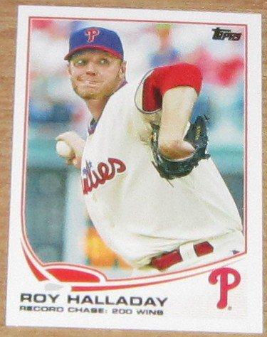 2013 Topps 264 Roy Halladay