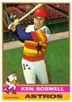 1976 Topps 379 Ken Boswell