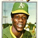 1977 Topps 284 Mike Norris