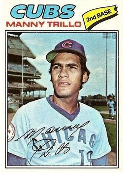 1977 Topps 395 Manny Trillo
