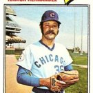 1977 Topps 468 Ramon Hernandez